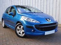 Peugeot 207 1.4 SE 16v ....Low Mileage and a Fabulous Comprehensive Service History