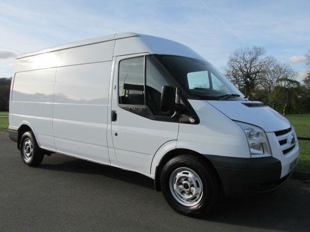 2011 (11) Ford Transit 2.2TDCi Duratorq ( 115PS ) 350L ( Med Roof ) 350 LWB