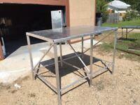 Aluminum Tig Welding Services