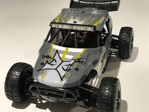 --1/18 ECX ROOST 4WD DESERT BUGGY.BRAND NEW EXTRA BATTERIES.OBO.