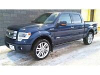 ** 2014 ** FORD ** F-150 ** LIMITED ** ECOBOOST ** LOW KM **