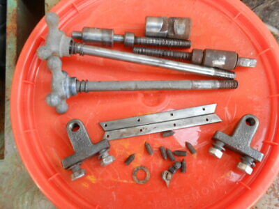 Delta Rockwell 6 Jointer Infeed Outfeed Table Adjustment Assembly Package