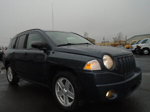 2007 Jeep Compass SPORT 4X4-SUNROOF-HEATED SEATS--REMOTE STARTER Edmonton Edmonton Area image 5
