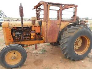 chamberlain 9g tractor Red Cliffs Mildura City Preview