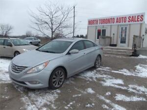 2011 Hyundai Sonata Limited 2.0 TURBO
