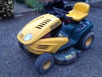 Parting out Yardman lawn tractor, riding mower