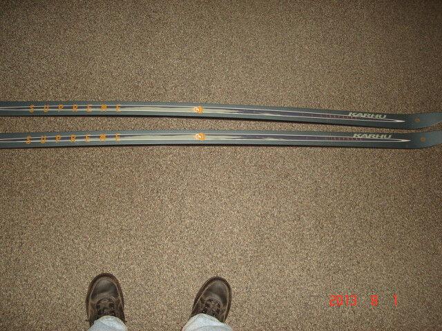 KAHRU XCD supreme ski - telemark