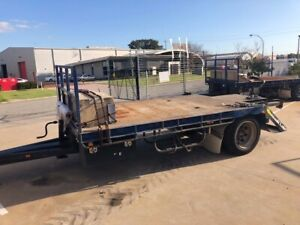 Trailer Tag Trailer Howard Porter Takes Rear Forklift SN963 1TOI562 Malaga Swan Area Preview