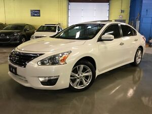 2013 Nissan Altima 2.5 SL/ LEATHER/ SUNROOF/ LOW KM/ONE OWNER ON