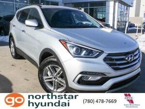 2018 Hyundai Santa Fe Sport BASE: AWD/BLUETOOTH/HEATED SEATS/BAC