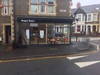 Cafe/Coffee shop to let
