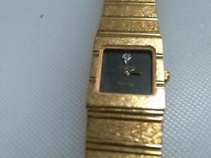 Vintage Longines Watch gold plated