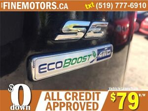 2013 FORD ESCAPE SE * 4X4 * ECO BOOST * CAR LOANS FOR ALL CREDIT London Ontario image 7