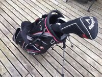 RAZR Callaway Golf clubs , Ladies.