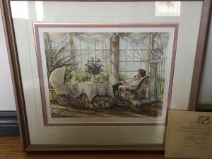 Certified Tricia Romance - Professionally Framed