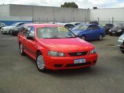 2005 Ford Falcon Red Automatic Wagon Embleton Bayswater Area Preview