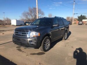 2017 Ford Expedition Limited LIMITED 4X4