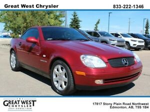 2000 Mercedes-Benz SLK-Class Base**SLK 230 KOMPRESSOR **CLEAN CA