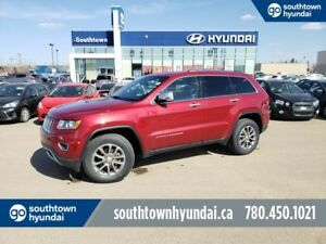 2014 Jeep Grand Cherokee LIMITED/NAV/LEATHER/BACKUP CAM/HEATED S