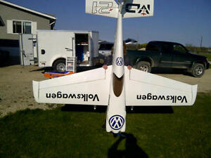 R/C aircraft and trailer, looking for trade....