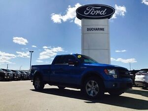 2013 Ford F-150 FX4, Extended Cab, 5.0L, Remote Start, 6.5' Box