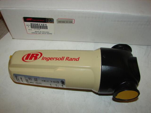 "INGERSOLL-RAND F71IGX/85567121 AIR FILTER 250PSIG 42CFM 3/4""NPT 1 MICRON**NIB***"