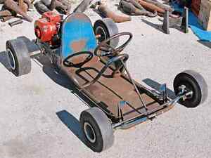 Cheep go kart project