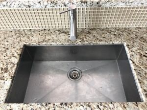MOVING: Stainless Steel Appliances and BLANCO kitchen sink