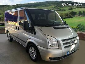 2013 FORD TRANSIT 125 T280 FWD 9 Seater Mini Bus