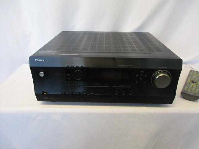 Integra DTR 4.5 Stereo Receiver with Surround  Includes Remote Control Bundle