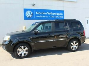 2015 Honda Pilot LOADED - NAV - LEATHER - SUNROOF - 3RD ROW
