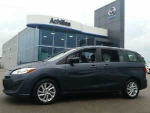 2012 Mazda MAZDA5 GS, Auto, Alloys