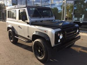 1996 Land Rover Defender 90 4x4