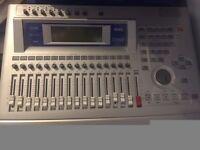 Korg D1600 Digital Recording Studio