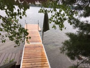 Muskoka Lakeside Cottage! 2bdrm (Bala) for rent