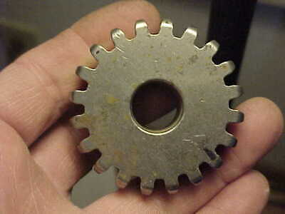 New Associated 1-12 Hp Hit Miss Gas Engine Magneto Drive Gear 20 Tooth Gdvc