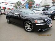 2013 Chrysler 300 LX MY13 Limited E-Shift Black 8 Speed Sports Automatic Sedan Gepps Cross Port Adelaide Area Preview