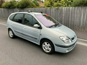 2004 Renault Scenic Dynamique Light Blue 4 Speed Automatic Wagon North Hobart Hobart City Preview