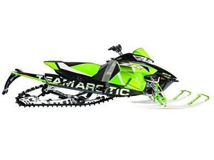 Priced to Clear 2017 Arctic Cat Snowmobiles. ONLY @ MARS