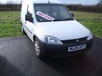 Vauxhall Combo Van No VAT White Used Diesel Van Bennett Van Sales Ormskirk