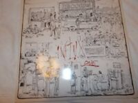 Vinyl LP Infux One Various Artists Zygo Records Stereo 1980