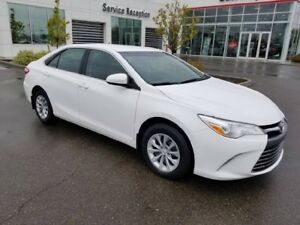 2016 Toyota Camry 4DR SDN I4 AT LE Backup Cam, USB/AUX, Bluetoot
