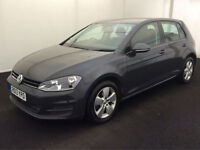2013 Volkswagen Golf 1.6TDI FREE TAX, ***BUY FOR ONLY £45 A WEEK***