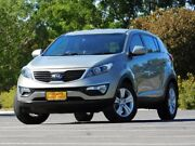 2013 Kia Sportage SL MY13 SI Silver 6 Speed Sports Automatic Wagon Enfield Port Adelaide Area Preview