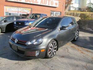 2012 Volkswagen Golf GTI 5-Door 6 Speed, Autobahn Edition, Wi...