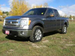 2013 FORD F-150 XLT SUPERCAB 6.5-FT.