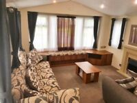 Static Willerby Caravan for Sale at 5* Lancashire Park with site fees until 2019