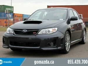 2012 Subaru WRX STI Sport AWD STi LEATHER SUNROOF