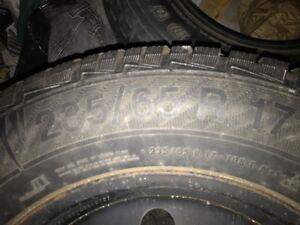 Winter Tires/Pneu D'hiver