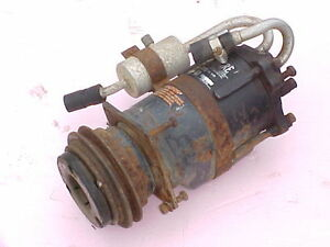 1964 Chevy Corvette A/C Compressor 6550133 Buick Cadillac Olds